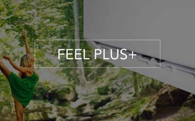 FEEL PLUS+ air conditioners