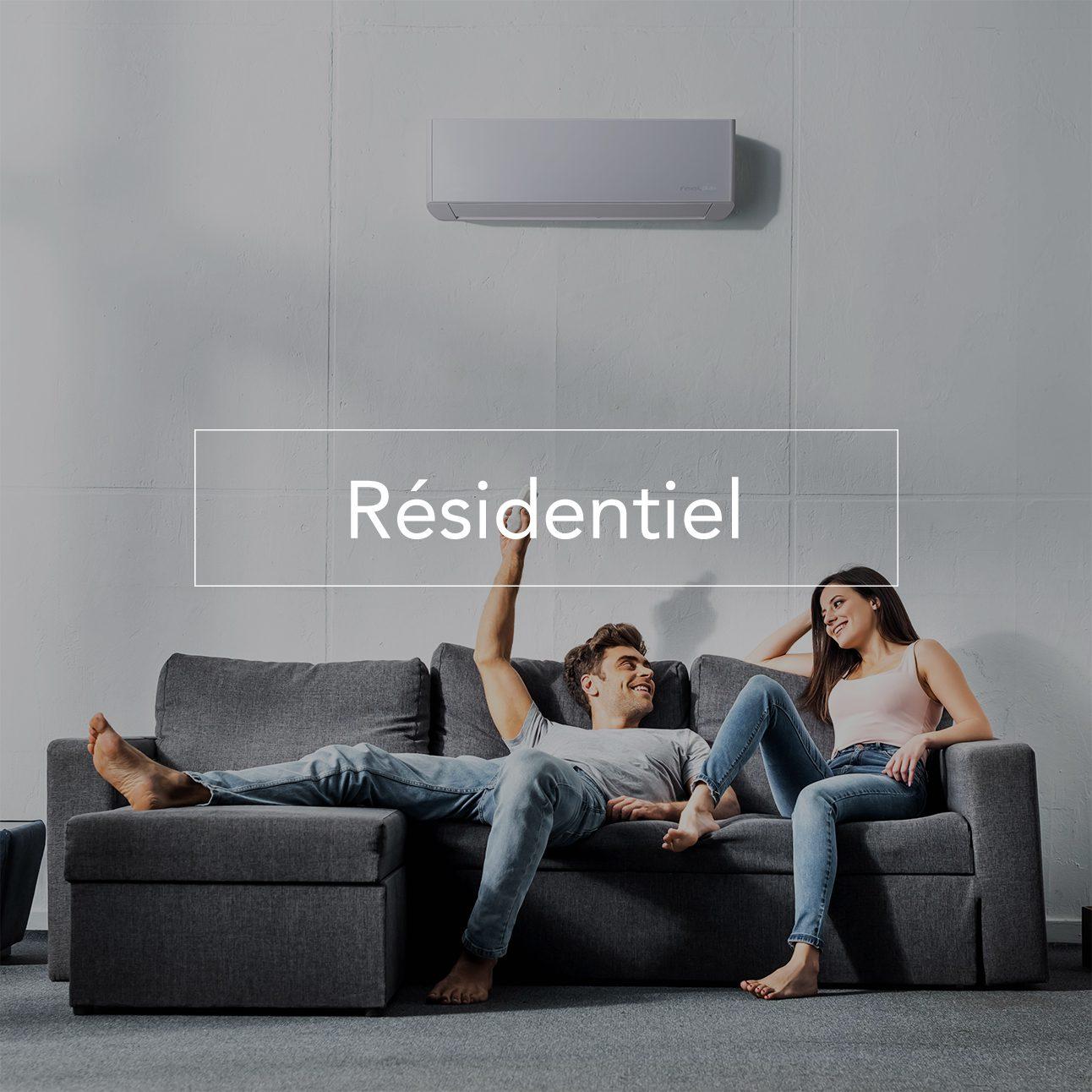 eca technology residential sector, eca technology settore residenziale, eca technology secteur résidentiel